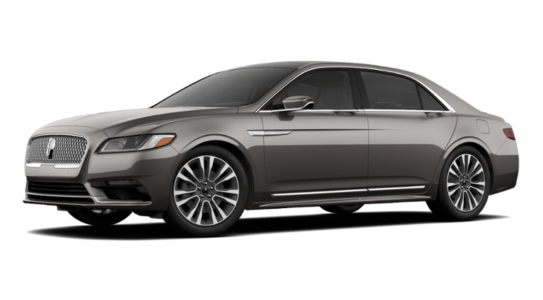 New 2019 Lincoln Continental Reserve Car in Detroit